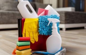 Hygiene, schoonmaak, beschermende kleding