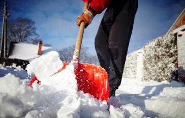 Sneeuw- en ijsruiming